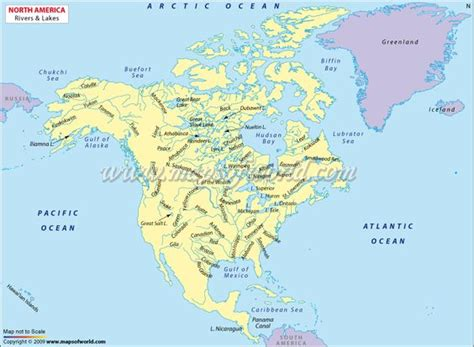 world map lakes and rivers america rivers and lakes map rivers in the world