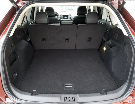 ford edge seating 3rd row does the ford edge a 3rd row autos post