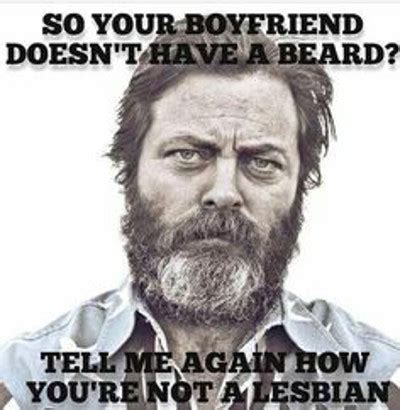 Beard Meme - how to keep a beard in a corporate office mount rantmore