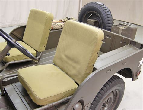 Jeep Upholstery by Jeep Willys