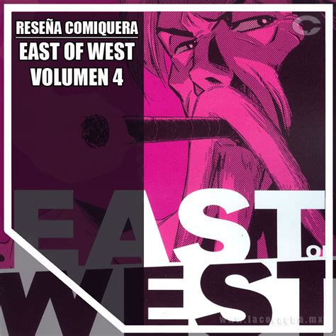 libro east of west volume c 243 mics east of west vol 4 rese 241 a la covacha