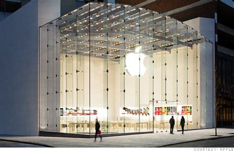 Mba House Nyc by Apple Store Worth As Much As White House Jan 24 2012