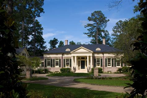 historic greek revival house plans georgia greek revival traditional exterior by historical concepts