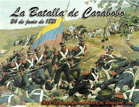 imagenes al dia del cesino 24 de junio piensa fuera de la caja la batalla de carabobo
