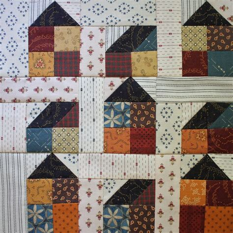 quilt pattern village vintage village quilt pattern aqs blog