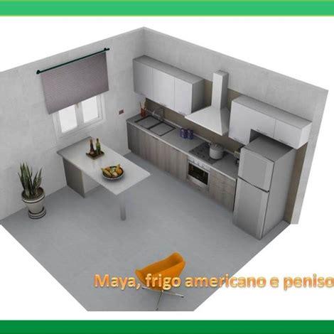 Cucina Con Frigo Americano by Stosa Cucine Con Penisola E Frigo Americano Cucine