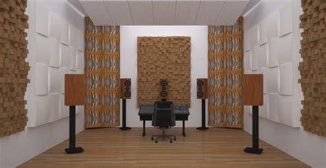 acoustic treatment setup    treat  room