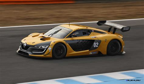 renault rs01 2015 renaultsport rs01 blasts around jerez circuit in new