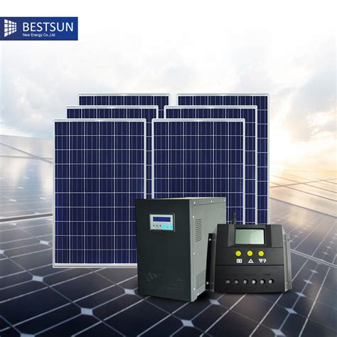 3000w solar energy power home system for home kit solar