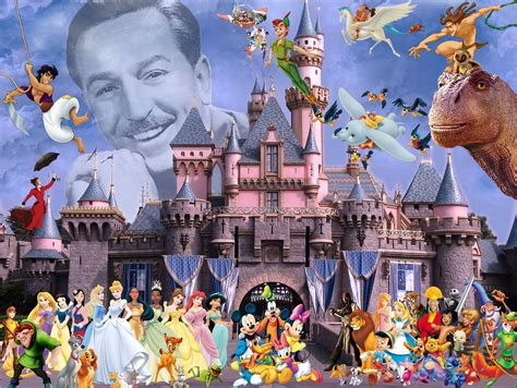 disney wallpaper all characters disney character backgrounds wallpaper cave