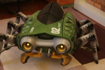 Tyco Nsect Robotic Attack Creature by Tyco R C N S E C T Robotic Attack Creature From The Top 6
