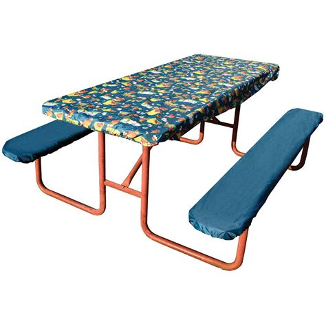picnic table covers with picnic table covers and pads 187 home design 2017