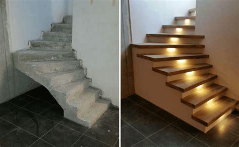 open trap bekleden met hout je betonnen trap bekleden met hout kan perfect