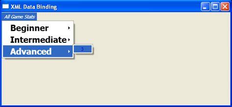 wpf menu template hierarchicaldatatemplate with menu