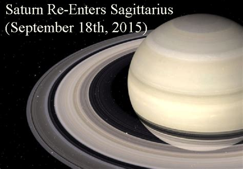 saturn in saggitarius saturn re enters sagittarius september 18th 2015
