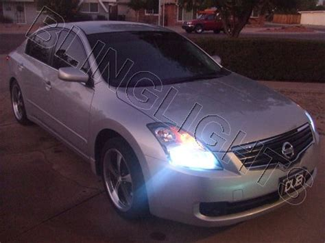 2012 Nissan Altima Lights by 2007 2008 2009 2010 2011 2012 Nissan Altima Hid Replacement Bulbs For Oem Xenon Headls Headlights