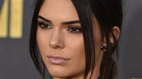 kendall jenner no makeup look kendall jenner natural