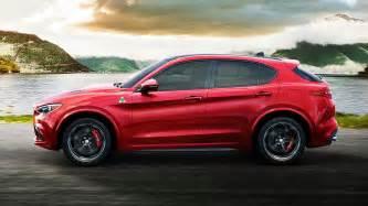 Alfa Romeo At Alfa Romeo Stelvio Suv Revealed At La Auto Show Motoring