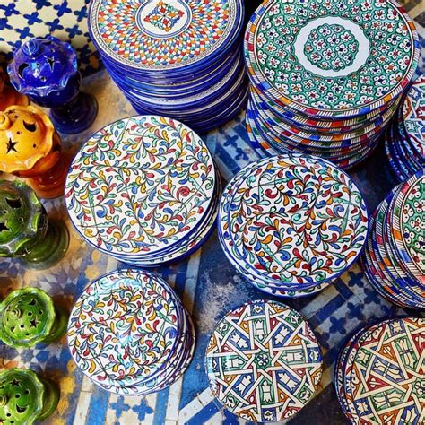 marokkanische keramik 41 best moroccan pottery images on ceramic