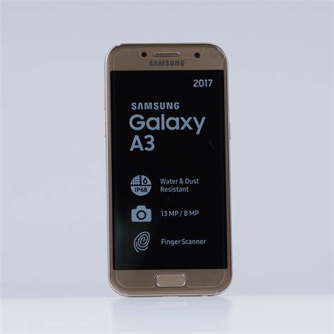 Samsung Galaxy A3 2017 16gb Gold samsung galaxy a3 a320fd 16gb 4g dual sim 2017 sim free