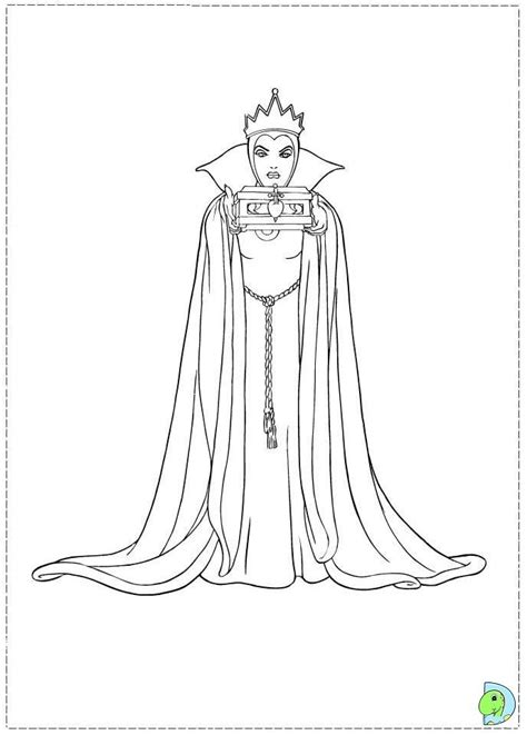 evil queen coloring page 57 best coloring pages lineart disney snow white images on