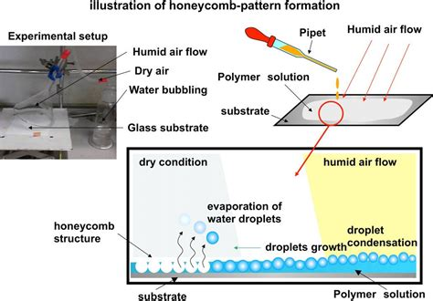 applications of pattern in casting polyaniline self organizes into honeycomb films for solar