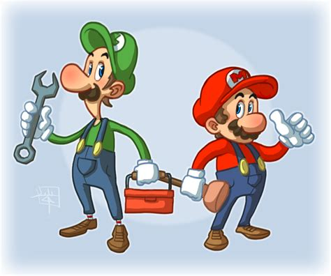All Day Plumbing by Happy Labor Day From All Of Us Here At Wii U Daily Wii U
