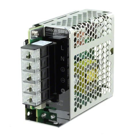 Power Supply Omron S8fs C03524j Output 24v Dc 1 5a s8fs g03024c omron automation and safety power supplies external board digikey