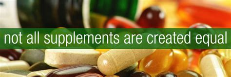 supplement quality 5 reasons why supplement quality matters