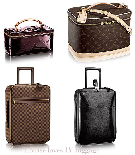 Louis Vuittons Ultimate Carry On Bag Travel Essentials by Louis Vuitton Carry On Luggage Louise