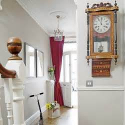 Hallway Door Curtains Neutral Hallway Hallways Decorating Ideas Housetohome Co Uk