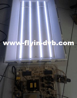 Polytron Lcd Tv 24 Plm 24b67 cara memodifikasi dc to dc inverter backlight lcd polytron