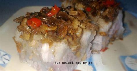 Tepung Maizena Maizenaku 100 Gram 1 Pcs resep kue keladi ebi oleh ld cookpad