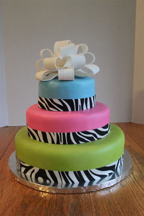 coolest birthday cakes pin pin coolest pink zebra cake 8 on on