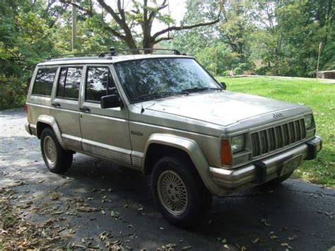 1995 Jeep Country Purchase Used 1995 Jeep Country Sport Utility 4