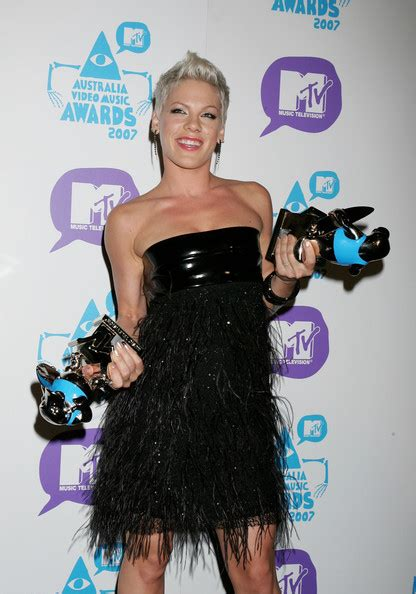 2007 Mtv Australian Awards by Pink Pictures Awards Room At The Mtv Australia