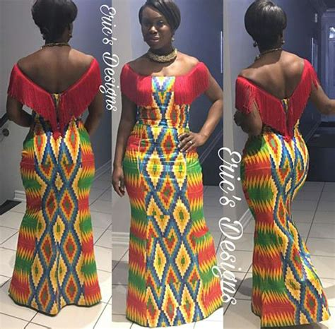 kente styles for occasion amazing kente styles that will make you slay for any