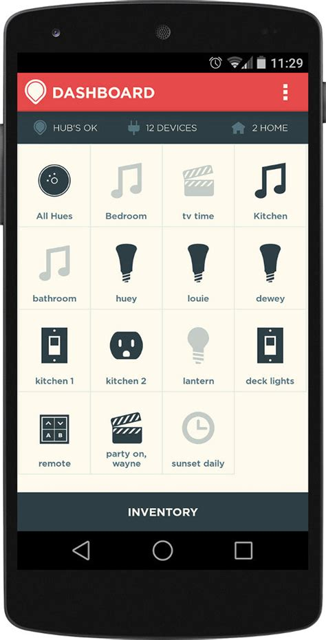 linux based home automation hub gains android app