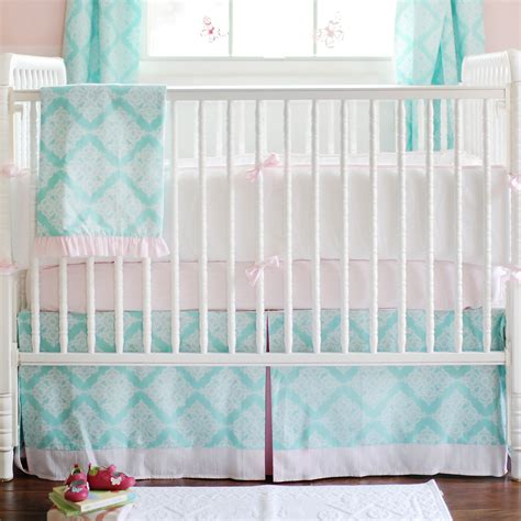 Coral Chevron Crib Bedding Bedroom Ideas And Coral Chevron Crib Bedding