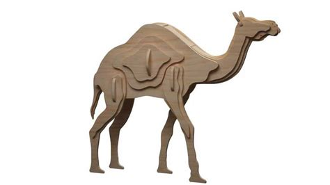 How To Make A Camel Out Of Paper - 795 best images about laser cutting 3d on