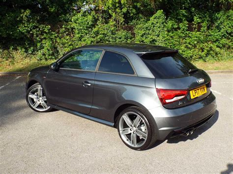 Audi A1 Tfsi 1 4 by Used 2017 Audi A1 Black Edition 1 4 Tfsi 150 Ps S Tronic