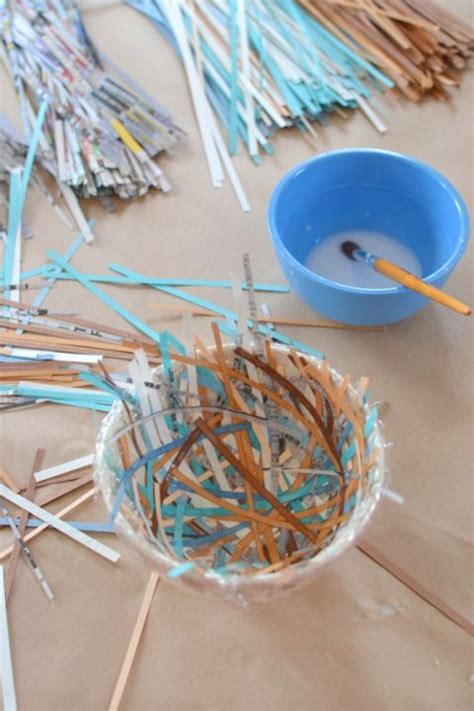 Recycled Paper Crafts Ideas - 17 best ideas about recycled paper crafts on