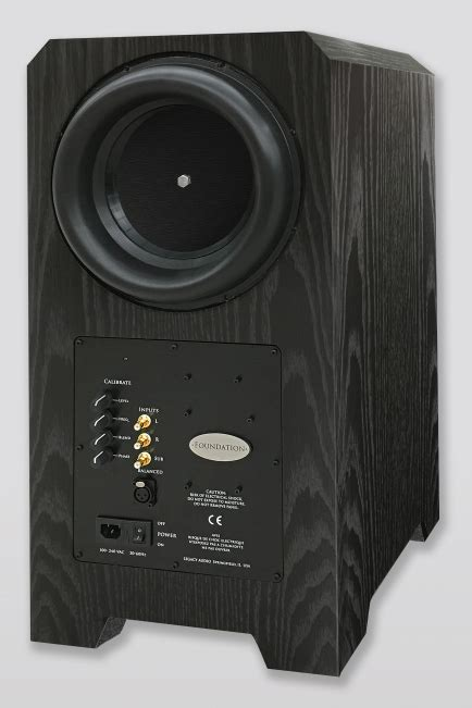 foundation legacy audio building  worlds finest