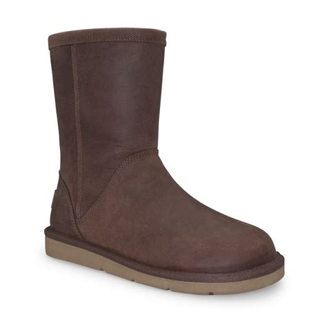 ugg australia roslynn chocolate leather boots footwear