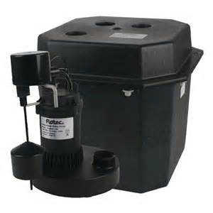 basement sink system sink system 1 4hp sump pumps