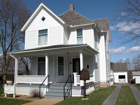 ronald boyhood home dixon illinois