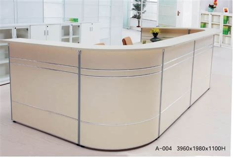 Luxury Reception Desk China Manufacturer Office Furniture Luxury Office Furniture Reception Desk A 004 Buy Office