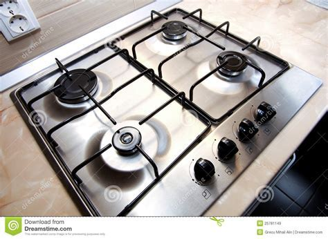 Kitchen Stove Royalty Free Stock Images   Image: 25781149