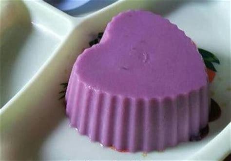 membuat puding dari ubi ungu cara membuat puding busa ubi ungu sensasinya nyes nyes