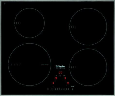 miele induction hob lewis buy miele km6321 induction hob raised stainless steel trim marks electrical